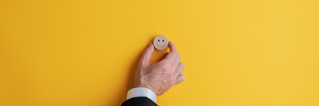 Geschäftsfeedback und bewertung