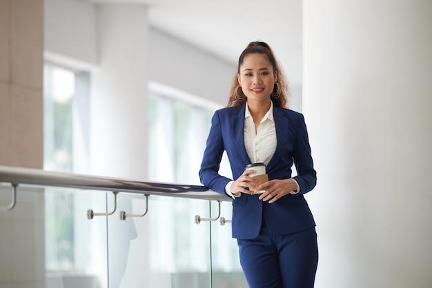 Geschäftsfrau