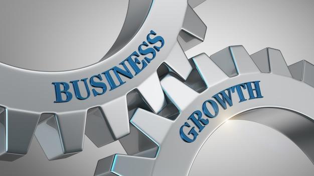 Geschäftskonzept wachstum