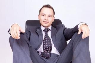 Geschäftsmann, con2011