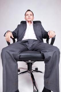 Geschäftsmann, erwachsenenbildung