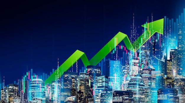 Geschäftswachstumskonzept