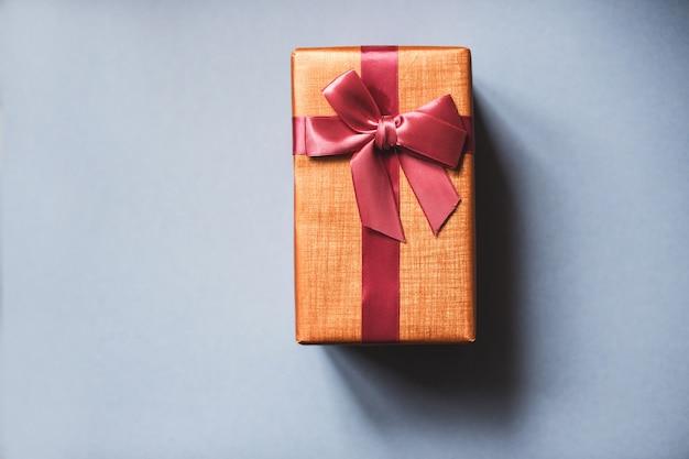 Geschenkbox draufsicht