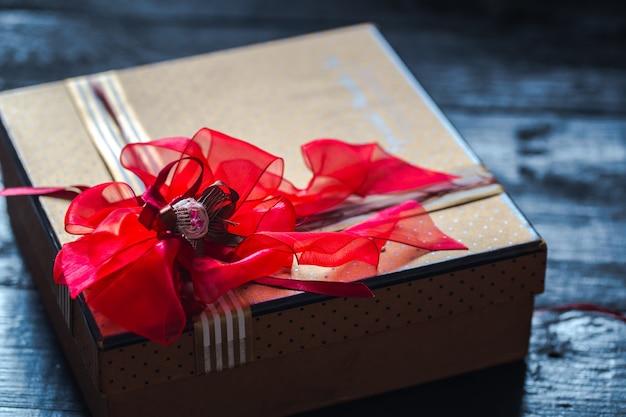 Geschenkbox für valentine