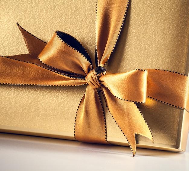 Geschenkbox. weihnachten hintergrund