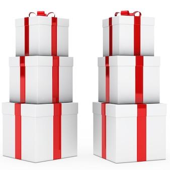 Geschenke bereit für geburtstagsparty