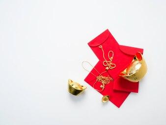 Geschenke im chinesischen neuen Jahr, Gold