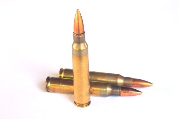 Geschosse (munition) für die waffe