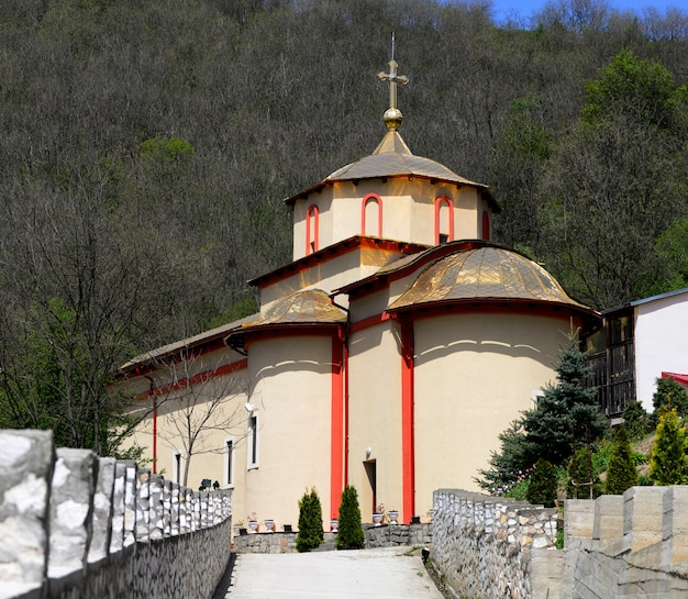Geschriebene steinkirche