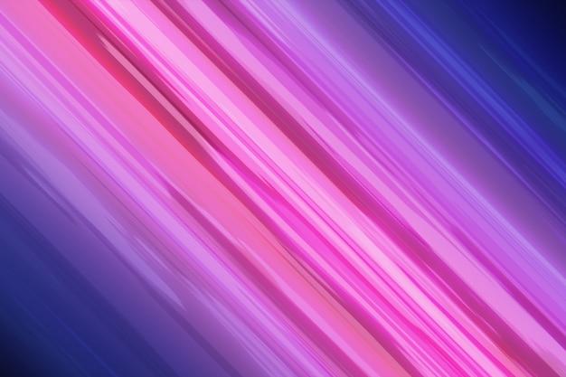 Geschwindigkeit bunte 3d illustration abstrakten anime hintergrund