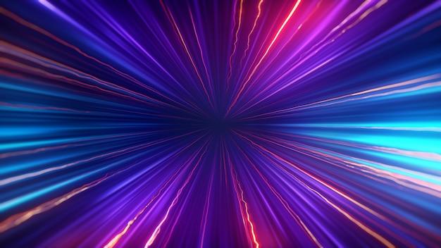 Geschwindigkeit digitaler heller hintergrund