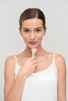 Gesicht make-up