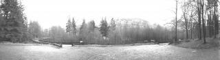 Gespenstischen panorama