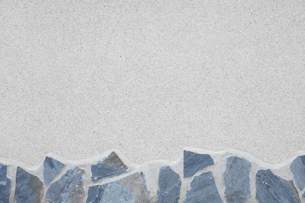 Gestapelte steine wand textur.