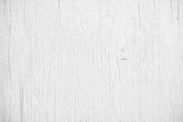 Gestreifter bauholzschreibtisch der planke, draufsicht der weißen hölzernen tabelle