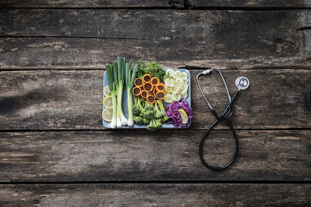 Gesunde ernährung und ernährung