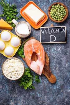 Gesunde nahrungsmittel, die vitamin d enthalten