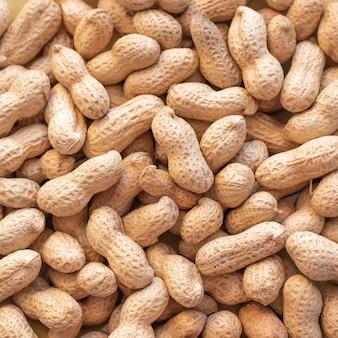 Gesunde snacks nüsse erdnüsse