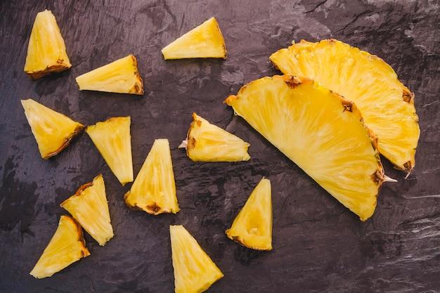 Gesundes ananas