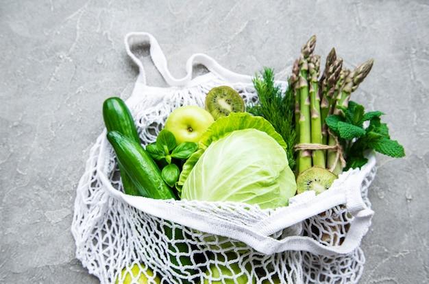 Gesundes vegetarisches nahrungsmittelkonzepthintergrund