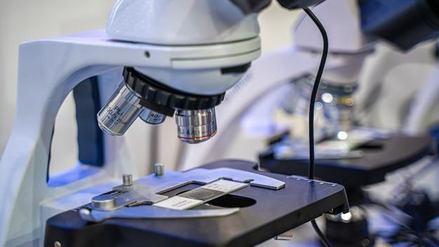 Gesundheitswesenausrüstung im wissenschaftslabor