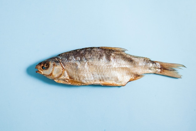 Getrockneter gesalzener fisch