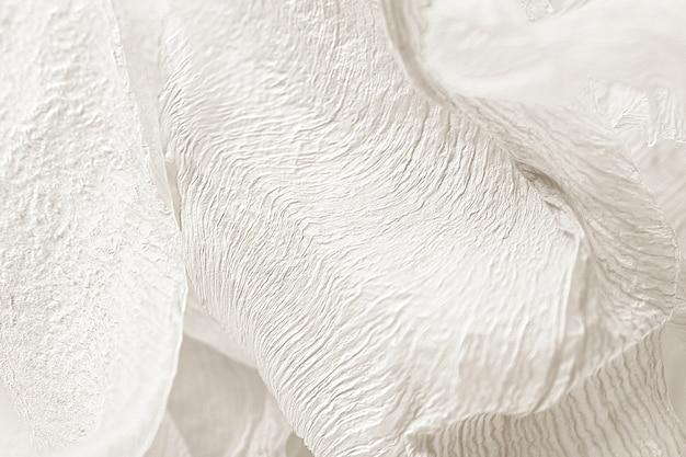 Getrocknetes lilienblatt strukturiertes hintergrunddesign