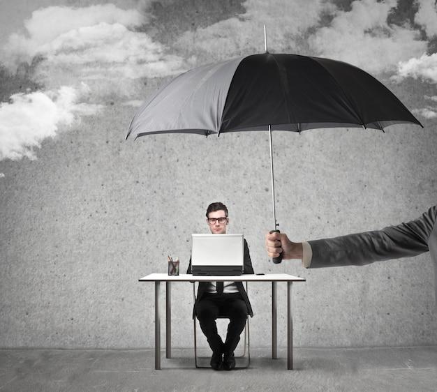 Gewährleistung der arbeitssicherheit