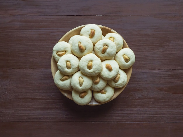Ghorayeba süßigkeiten. eid isst. kekse von el fitr islamic feast.