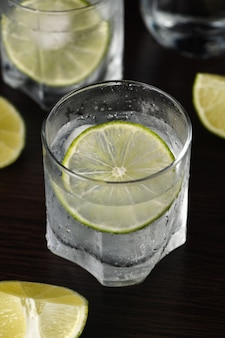 Gin und tonic