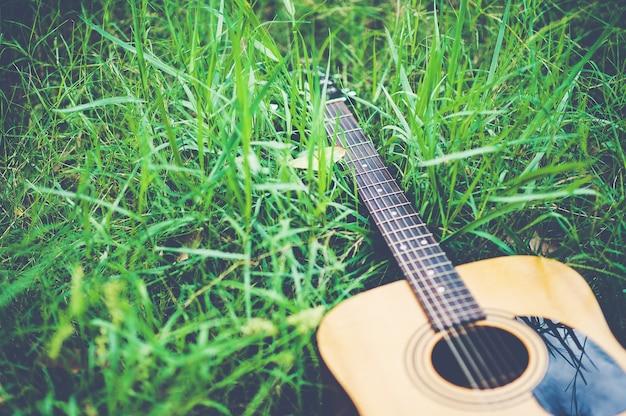 Gitarre im wald nimm eine gitarre in den wald.