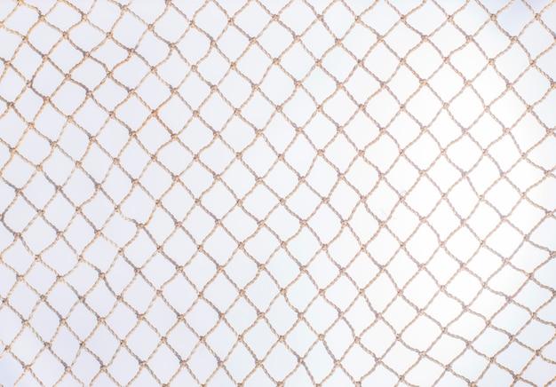 Gitter aus einem gewinde kleiner zelldurchmesser