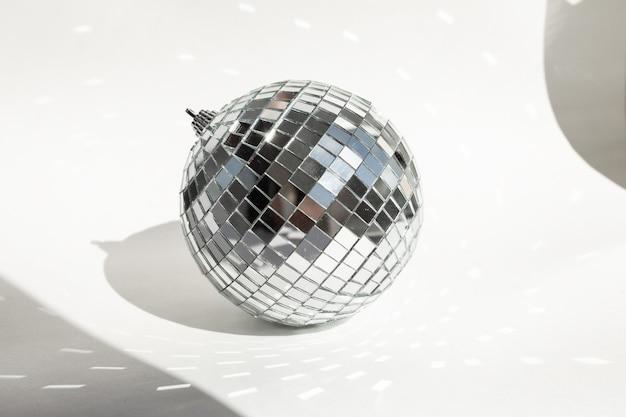 Glänzende disco-kugel