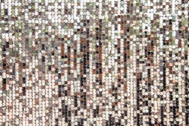 Glänzende scheibenkreise masern den strukturierten hintergrund, der, textur gemasert wird