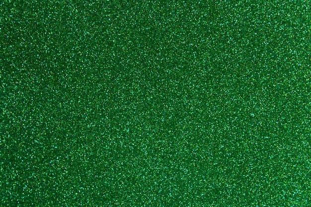 Glänzende textur in grünen tönen