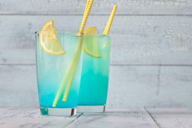 Gläser elektrische limonade