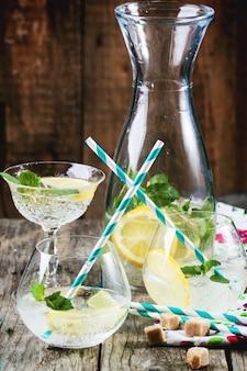 Gläser für limonade