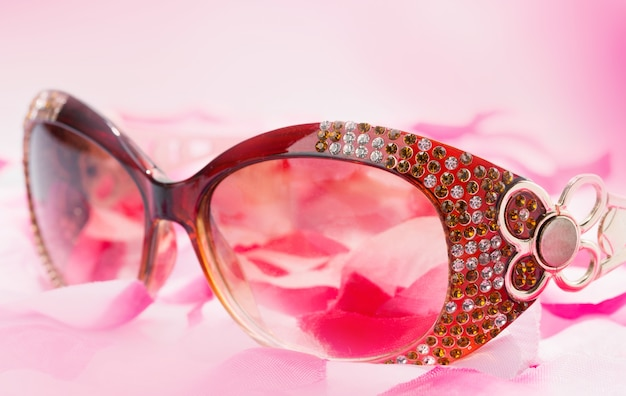 Glamour sonnenbrille