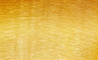 Glänzende gelbe Blattgoldfolienbeschaffenheit