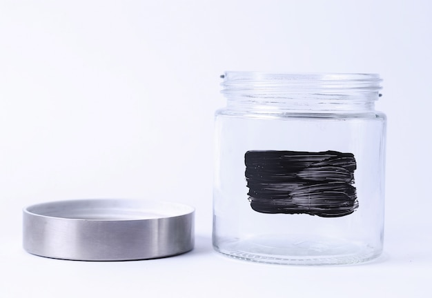 Glas für münzen