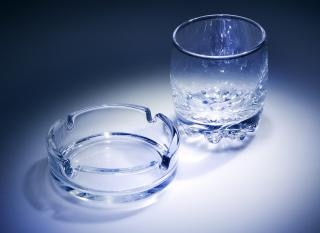 Glas-, objekt-