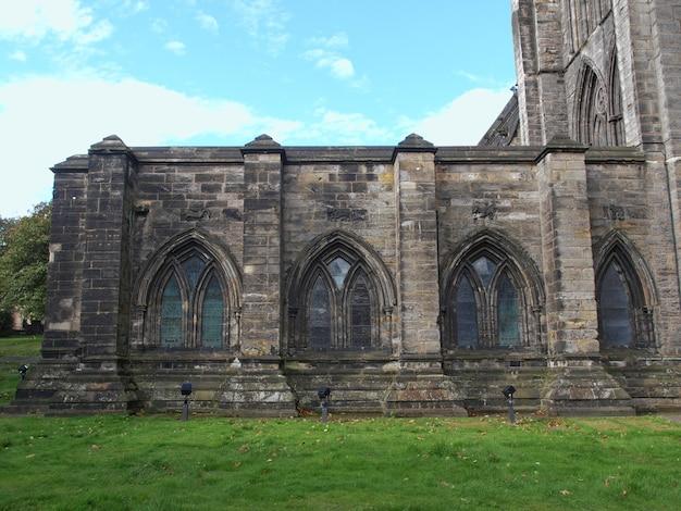 Glasgow st. mungo kathedrale