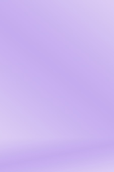 Glatte elegante farbverlauf lila hintergrund gut mit design.