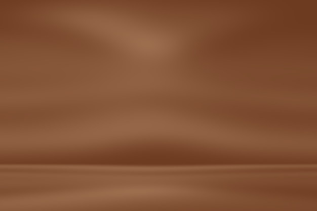 Glatter, weicher, bräunlicher, abstrakter hintergrund mit farbverlauf.