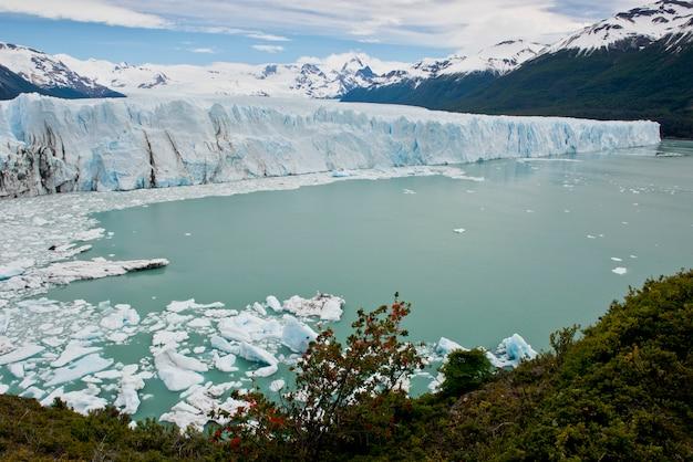 Gletscher perito moreno