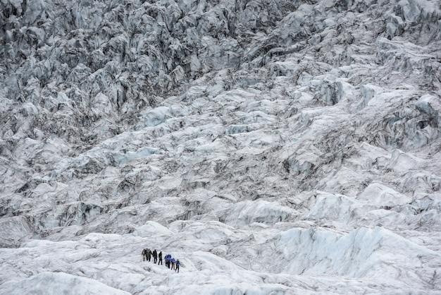 Gletscherwanderer