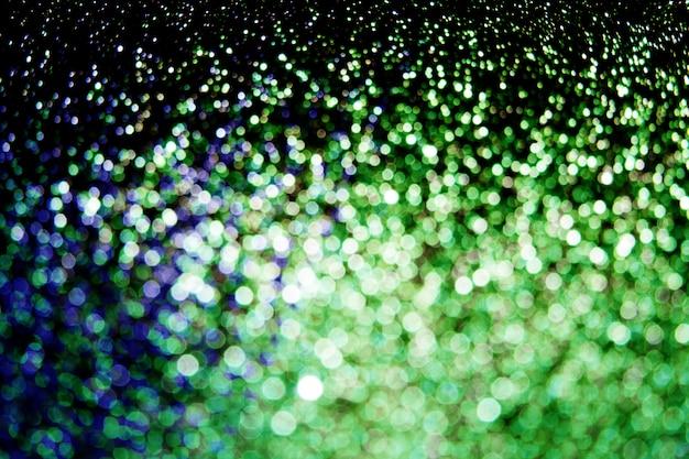 Glitter wunderbare lichter vintage hintergrund.