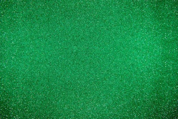 Glittergrüne hintergrundbeschaffenheit