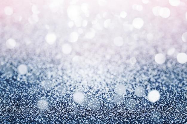 Glittery blauer hintergrund