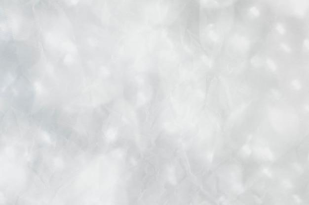 Glitzernde silberne hintergrundillustration